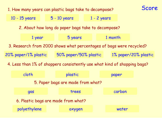 How long does it take paper to decompose?