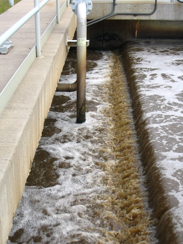 Wastewater - Secondary Treatment: Clarifier